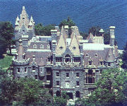 Boldt Castle in the 1000 Islands