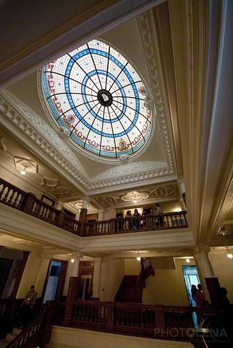 Glass Dome Boldt Castle A Virtual Tour