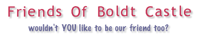 Friends Of Boldt Castle