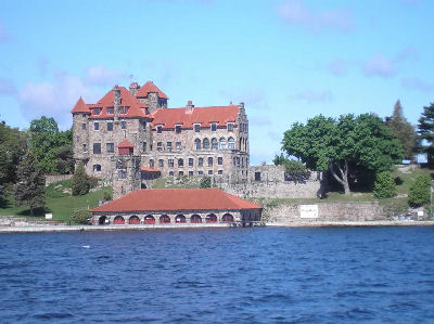Singer Castle Tours http://boldtcastle.wordpress.com/stories/other-places/dark-island/